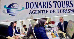 (VIDEO) DONARIS TOURS, TURISM PENTRU ORICE BUZUNAR