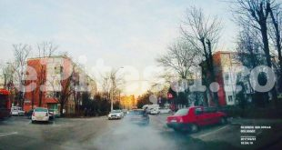 """(VIDEO) PITEȘTI: """"BOMBĂ"""" PE PATRU ROȚI"""
