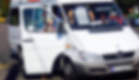 ACUM: ȘOFER BEAT, OPRIT DE POLIȚIE ÎN BASCOV