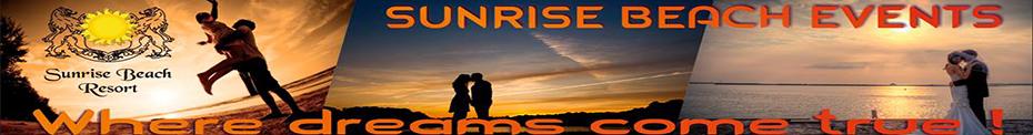 Sunrise 930 x 122