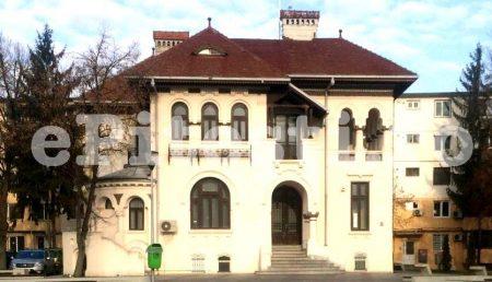 EXCLUSIV! NOUA CASĂ A CĂSĂTORIILOR, LUCRĂRI DE 400.000 DE LEI