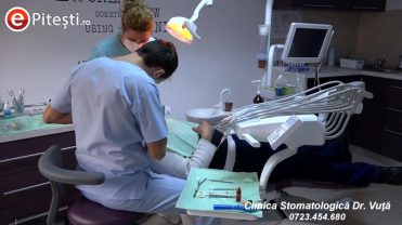 (VIDEO) CALITATE LA CLINICA STOMATOLOGICĂ DR. VUȚĂ