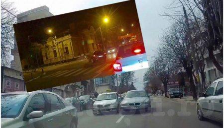(VIDEO) INADMISIBIL! ȘOFERI PE CONTRASENS