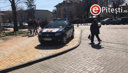 (VIDEO) POLIȚIA LOCALĂ, PARCARE NESIMȚITĂ