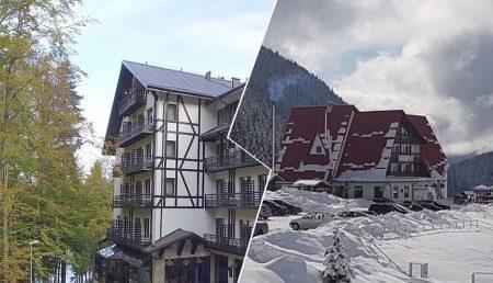OFERTE DE MĂRȚIȘOR LA HOTEL POSADA VIDRARU ȘI CABANA CAPRA