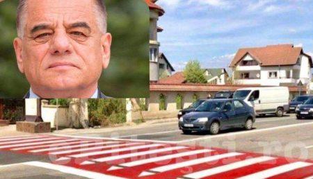IONICĂ APĂRĂ TRECERILE DE PIETONI ÎNĂLŢATE