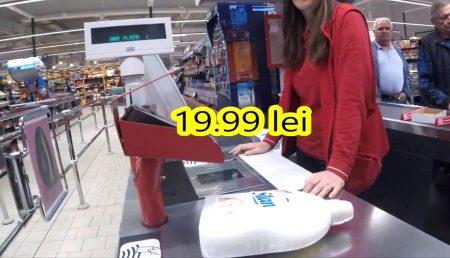 (VIDEO) E VIRAL! RECLAMAŢIE LA KAUFLAND