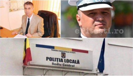 LEGEA NU EXISTĂ PENTRU POLIȚIA LOCALĂ PITEȘTI