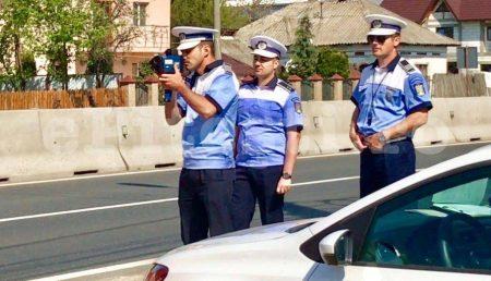 POLIȚIA RUTIERĂ ANUNȚĂ ACȚIUNE DE AMPLOARE ÎN ARGEȘ