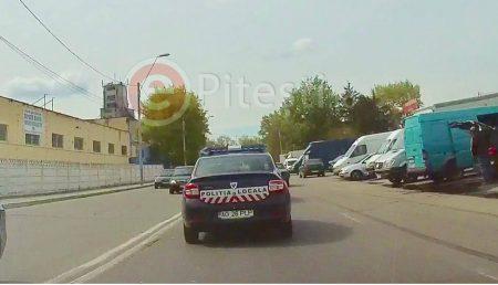 (VIDEO) POLIŢIA LOCALĂ RECIDIVEAZĂ!