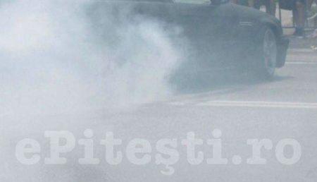 POLIȚIA RUTIERĂ ÎN ACȚIUNE. ȘOFER DE BMW TRAS PE DREAPTA