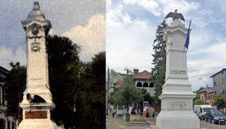 MONUMENTUL DE PE CRINULUI VA FI MUTAT