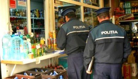 PERICOL LA RAFT. CE AU GĂSIT POLIȚIȘTII