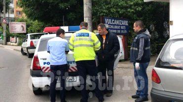 (VIDEO) GĂVANA: PITEȘTEAN OPRIT ÎN TRAFIC ȘI DUS LA POLIȚIE