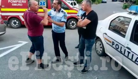 (VIDEO) SCANDAL LA POLIȚIA LOCALĂ PITEȘTI