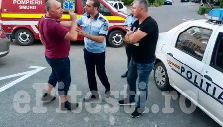 (VIDEO) SCANDAL LA POLIȚIA LOCALĂ PITEȘTI
