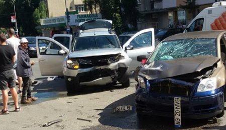 UPDATE: ACCIDENT CU VICTIME ÎN PITEȘTI