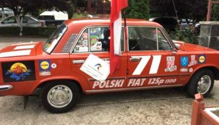 ARGEȘ: CARAVANA POLSKI FIAT ȘI DACIA (GALERIE FOTO)
