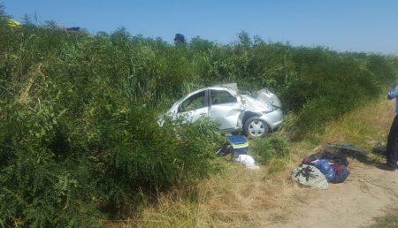 UPDATE: ACCIDENT PE AUTOSTRADĂ. PATRU VICTIME
