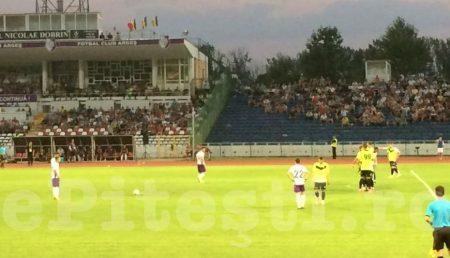 TOATĂ LUMEA, LA STADION! FC ARGEȘ ANUNȚĂ