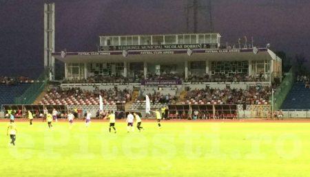 MECI DE FOC PENTRU FC ARGEȘ ÎN CUPA ROMÂNIEI