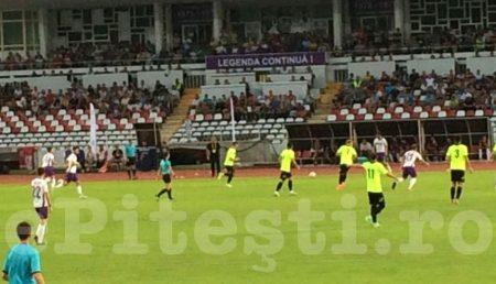 MĂSURĂ DECISIVĂ PENTRU FC ARGEŞ
