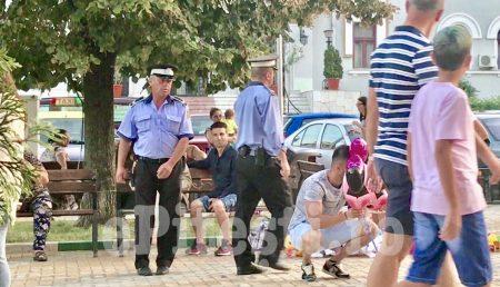 """(VIDEO) RUȘINE! AȘA """"ACȚIONEAZĂ"""" POLIȚIA LOCALĂ"""