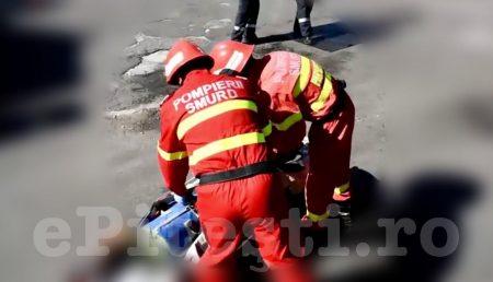 UPDATE: ACCIDENT GRAV. TRIMISĂ DESCARCERAREA