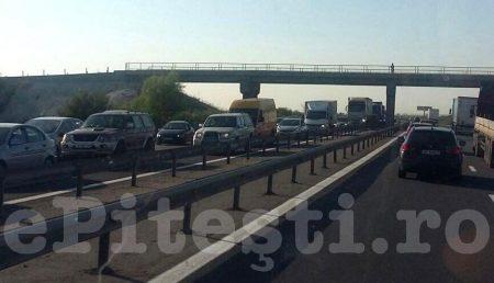 DEVIERE, SCHIMBARE IMPORTANTĂ ÎN TRAFICUL DE PE AUTOSTRADA A1