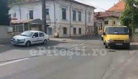 (VIDEO) ACUM, ÎN PITEȘTI: CAPCANĂ PENTRU ȘOFERI!