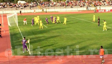 FC ARGEȘ, MARE SURPRIZĂ