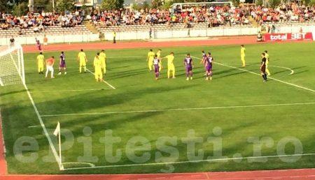 RUȘINE! FC ARGEȘ, BĂTAIE DE JOC PE BANII PITEȘTENILOR