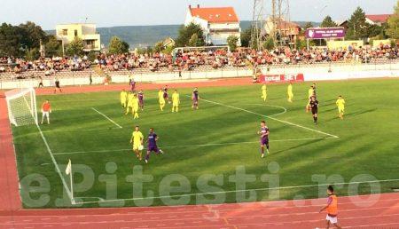 FC Argeș și CS Mioveni, adversari dificili în șaisprezecimile Cupei României