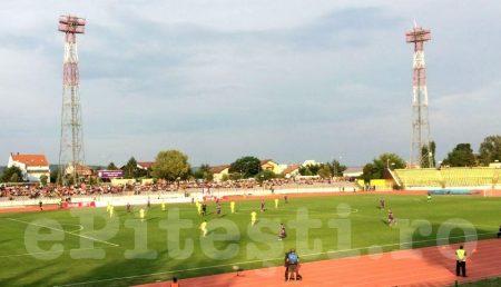 S-A ÎNCHEIAT FC ARGEȘ – SPORTUL SNAGOV. VEZI REZULTATUL!