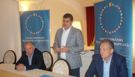 EUROPARLAMENTARUL LAURENȚIU REBEGA, CONFERINȚĂ DE SUCCES