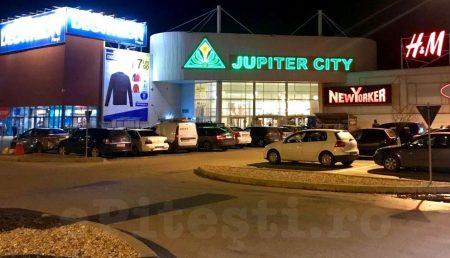 50% REDUCERE! JUPITER CITY PITEȘTI ANUNȚĂ