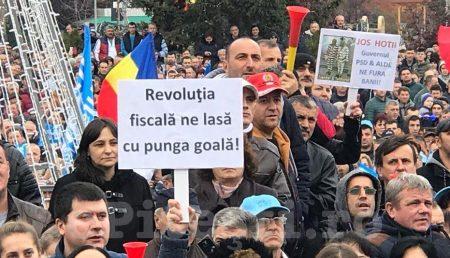 SINDICAT: REVOLUȚIA FISCALĂ FACE ZOB VENITURILE ANGAJAȚILOR
