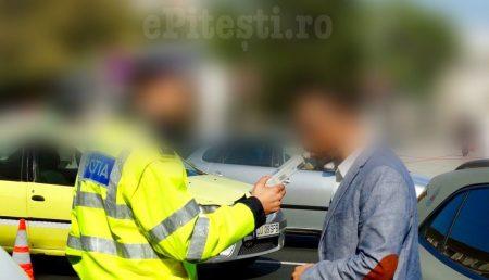 ACUM, ÎN ARGEȘ: POLIȚIA RUTIERĂ TAIE ÎN CARNE VIE