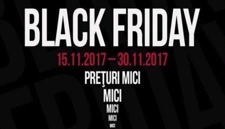 BLACK FRIDAY! FIRMĂ RENUMITĂ, MARI REDUCERI DE PREȚURI