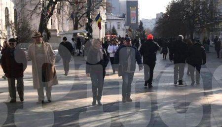 VREMEA ÎN ARGEȘ, SCHIMBARE IMPORTANTĂ