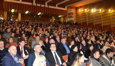 SALĂ PLINĂ OCHI! EVENIMENT EMOȚIONANT