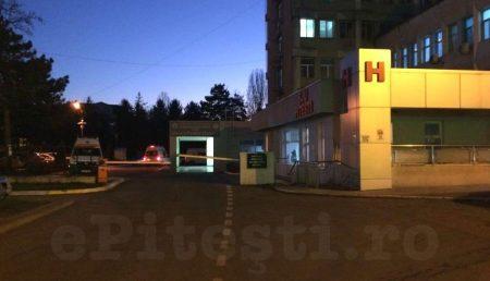 UPDATE: FETIȚĂ DE 3 ANI, DECEDATĂ LA SPITAL