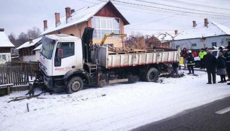 BUDEASA: ACCIDENT, SCURGERI DE GAZE