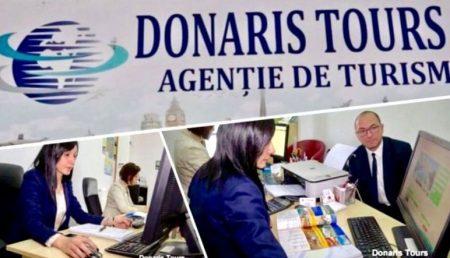 (VIDEO) DONARIS TOURS: TURISM PENTRU ORICE BUZUNAR