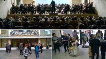 SPECTACOL-EVENIMENT LA FILARMONICĂ