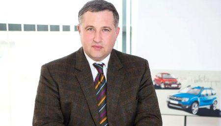 NOU DIRECTOR GENERAL LA RENAULT, ÎN ROMÂNIA
