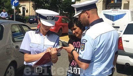 ARGEȘ: POLIȚIA RUTIERĂ TAIE ÎN CARNE VIE. PIETONII, PRINCIPALII VINOVAȚI