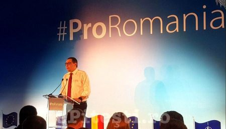 """VICTOR PONTA: """"NU NE ÎNTOARCEM LA PSD NICI DACĂ PLEACĂ DRAGNEA!"""""""