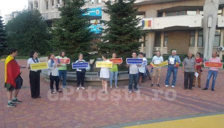 """ACUM: PROTEST ÎN PIAȚA """"VASILE MILEA"""""""