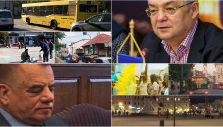 (VIDEO) IONICĂ ȘI BOC, LA 2 ANI DE MANDAT. PITEȘTI VS. CLUJ-NAPOCA